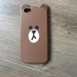 Iphone 6/6s line friends authentic case